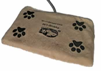 Hedgehog Heat Mat Pad
